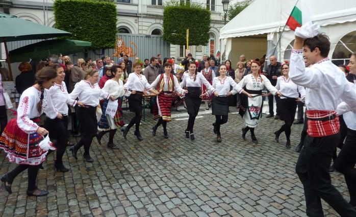 Участие на клуба на площад Люксембург
